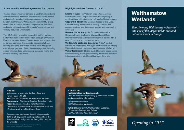 Walthamstow-Wetlands